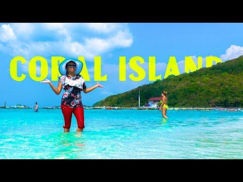 Coral Island   Pattaya   Thailand Plug Vlog