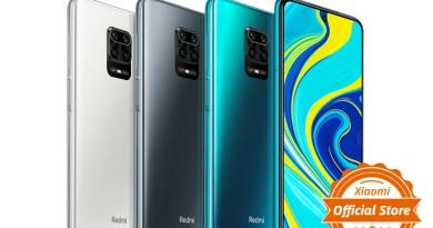 Pre-sale Xiaomi Redmi Note 9S 6GB 128GB Global Version Smartphone Snapdragon 720G Octa core 5020 mAh 48MP Quad Camera Note 9 S