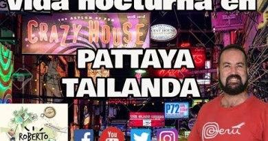 Así es la calle más FAMOSA de Pattaya en TAILANDIA 🇹🇭