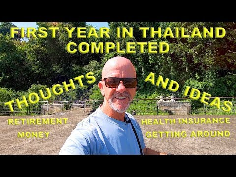 First twelve months of Retirement in Thailand – Tips and Tips