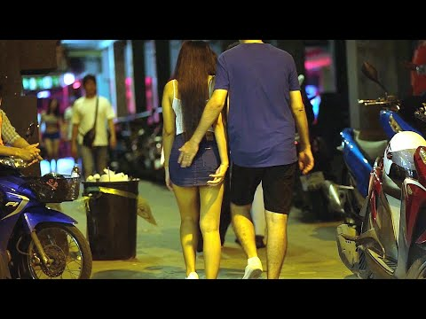 Pattaya that we misplaced… Rub down females on responsibility – Vlog 276