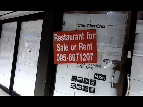 80% of Pattaya Agencies Mild Closed