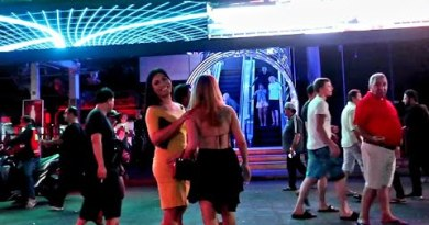 MARINE DISCO, PATTAYA WALKING STREET NIGHTLIFE 2020