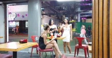Pattaya Metropolis Walking Avenue – Taken sooner than mid March 2020