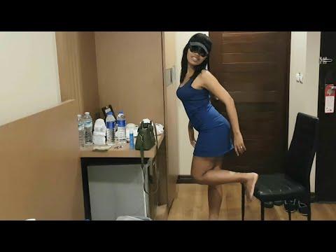Thai girl in my hotel Pattaya Thailand (part 2)