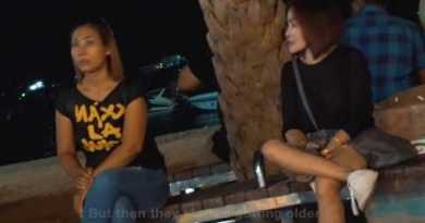 Freelancer Girls on Pattaya Seaside Aspect road