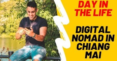 DIGITAL NOMADS IN CHIANG MAI, THAILAND | A DAY IN THE LIFE OF A DIGITAL NOMAD