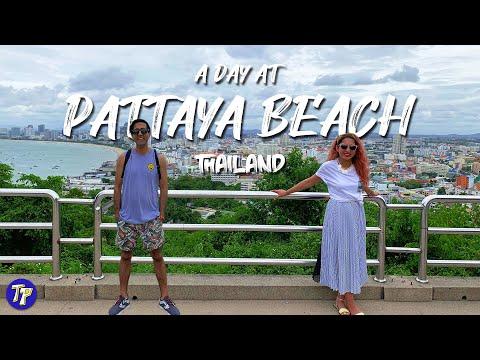 A Day At Pattaya Shoreline | Thailand Vlog 2/3 | Thora Interior most