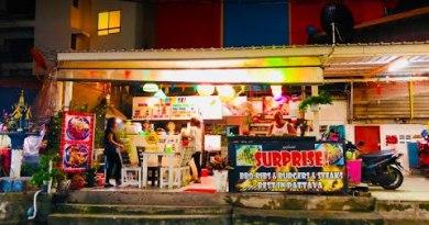 Ribs at Shock BBQ Pattaya + A Take into narrative Around Tree Metropolis LIVE IRL Thailand