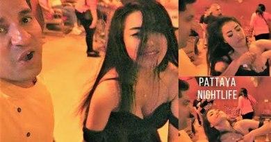 PATTAYA AFTER MIDNIGHT 🇹🇭 | PATTAYA THAILAND NIGHTLIFE | THAILAND PATTAYA NIGHTLIFE | GURU ANJANA
