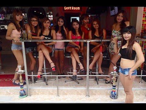 Thai Ladies Soi 6 Pattaya Thailand