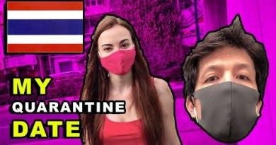 MY QUARANTINE DATE IN BANGKOK THAILAND WITH A UKRAINE GIRL