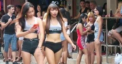 Soi 6 Pattaya Thailand Sights