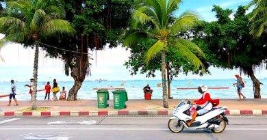 BEACH ROAD – PATTAYA BEACH | Major Insist Of Seashore Avenue, Pattaya, Thailand (Segment 1)