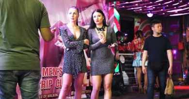 Pattaya Shining Russian women and clubs