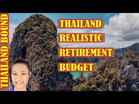 THAILAND, MONTHLY RETIREMENT LIVING BUDGET.
