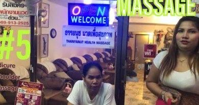Pattaya Rubdown Parlour   Pattaya Night Dance Clubs   Rubdown Twin carriageway Pattaya   Pattaya Nightlife