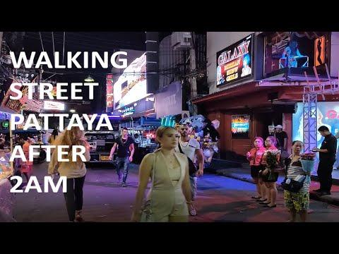 Pattaya Strolling Aspect road freelancers!!
