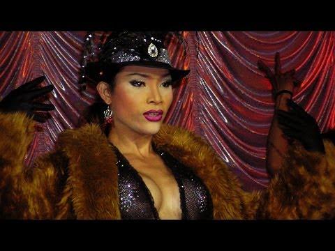 Phuket Simon Cabaret Transvestite Expose (Thailand)