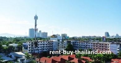 Condominium to Hire-Buy Pattaya Thailand – Sea Watch condos