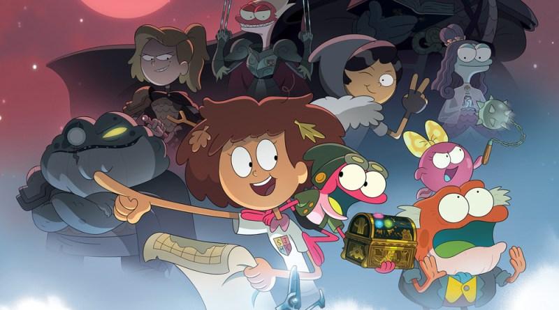 Disney Channel Renews 'Amphibia' For Season 3; Kermit The Frog, Jenifer Lewis, George Takei And Extra To Customer Superstar On Season 2