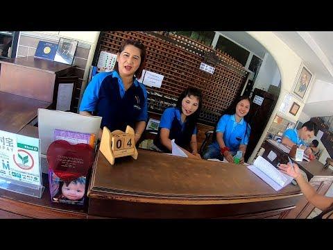 SOI LENGKEE WALK & SUTUS COURT 1 HOTEL REVIEW, PATTAYA THAILAND