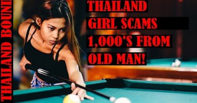PATTAYA, THAILAND GIRL SCAMS MAN
