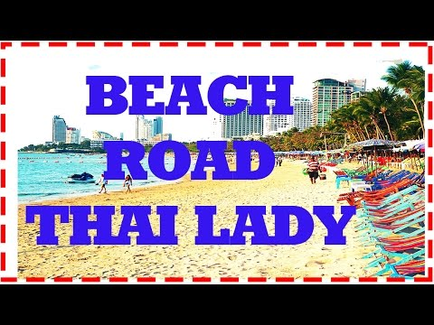 PATTAYA NIGHTLIFE approach seaside avenue thai girl