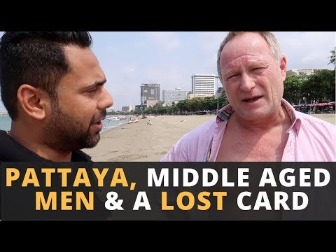 Pattaya & Heart-Mature Men – Misplaced My Credit Card – Seashores, Night Markets & Indian Meals in Pattaya