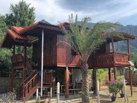 Passe Thai Dwelling 10,000 Euro ($11,000) No Monkeying Around – Prachuap Thailand