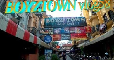 Thailand Pattaya – Boyztown – boys are help in metropolis *vlog58*