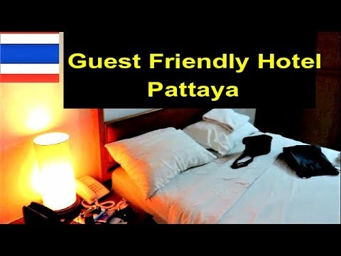 Guest Edifying Lodge In Pattaya | Cheapest Lodge | Thailand