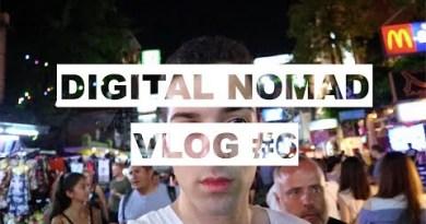 Meine ersten Tipps für  Digital Nomads! Vlog#6