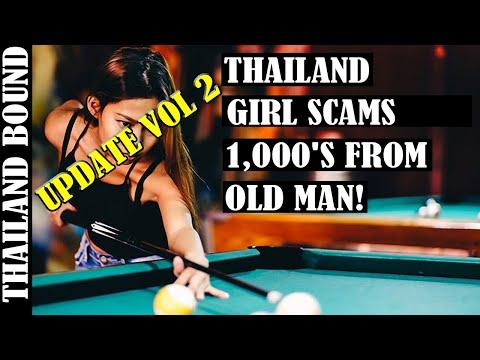 PATTAYA, THAILAND GIRLS SCAM 2
