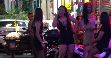 2019 Pattaya Seaside Street Soi13, Soi13/1 and Soi13/2 [re-edited version]