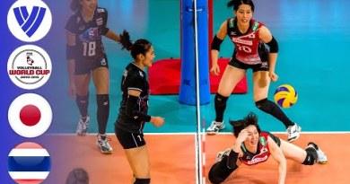 Japan vs. Thailand – Rotund Match | Ladies folk's Volleyball World Extensive Prix 2017