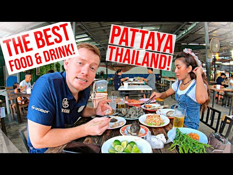 Eating & Drinking Comely in Pattaya Thailand! | Living in Thailand Actual by plan of The CoronaVirus Pandemic