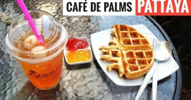 [Pattaya] Cafe de Palms – Seaside Avenue breakfast