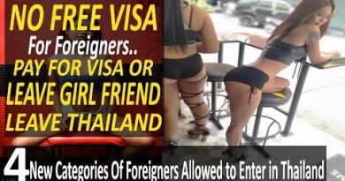 Pattaya Thailand July 2020: No Free Thailand Visa For Foreigners | Recent Thailand Visa Ideas In COVID