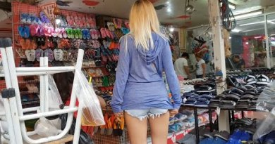 Pattaya at sunlight hours – Ladies making ready for work