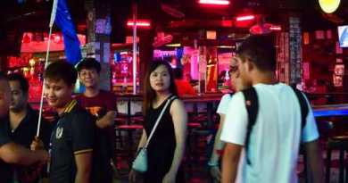 Pattaya Beachroad +Strolling Avenue