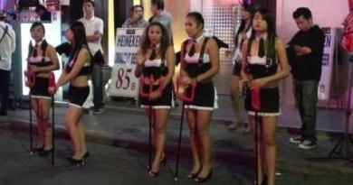 Pattaya Strolling Sreet Corpulent HD m2ts