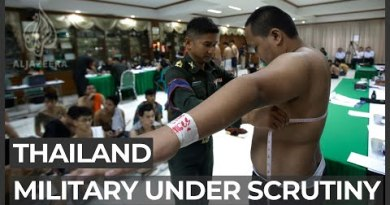 Thailand's military under scrutiny over treatment of conscripts