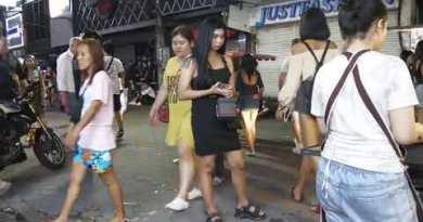 (4K) After 2_00AM in Walking Street_ Pattaya 2020