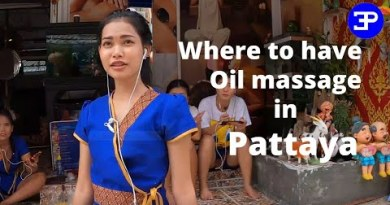 The place to head for an oil therapeutic massage in Pattaya Thailand