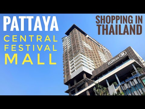 Pattaya Beach Central Competition 🇹🇭 Browsing Division stores in Thailand