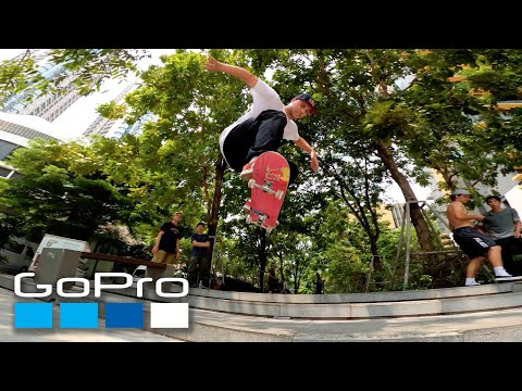 GoPro: Exploring Thailand with the GoPro Skate Group