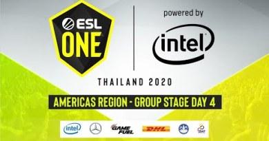 [Thai] ESL One Thailand 2020 – Group Stage – Americas Day 4