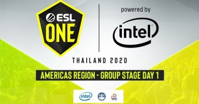[Thai] ESL One Thailand 2020 – Neighborhood Stage – Americas Day 1