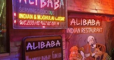 AlibabaTanduri & Curry Restaurant   Veg Meals   Salubrious Indian Meals In Pattaya   Desi Thailand Vlogs